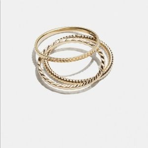 Jewelry - Layered Rings